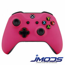 Xbox One 1 S Custom Wireless Controller (Soft Touch Pink) New 3.5mm jack
