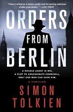 Orders from Berlin: A Thriller (Inspector Trave) by Tolkien, Simon