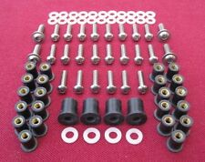 DUCATI ST2 ST4S ST4 basic fairing,  well nut and stainless steel screw kit - DU4