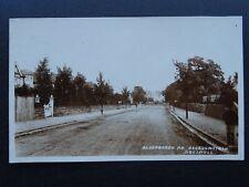 More details for west midlands blossomfield solihull alderbrook road c1920s rp postcard