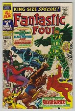 L9071: Fantastic Four Annual #5, Vol 1, VF Condition
