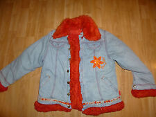 LOVELY GIRLS PAMPOLINA DENIM JACKET MUST SEE AGE 7