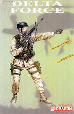 DRAGON DELTA FORCE 1/16 Kits Soldiers 1 figures model