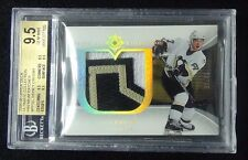 2005-06 SIDNEY CROSBY ULTIMATE PREMIUM PATCHES PATCH 3 COLORS /35 BGS 9.5 POP 1