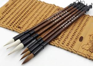Chinese /Japanese Calligraphy Brushes - Sumi Painting Brushes Art & Craft UK