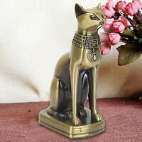 Statue Bastet Katze Ägypten Dekofigur ägyptische Figur Skulptur Dekoration 15cm