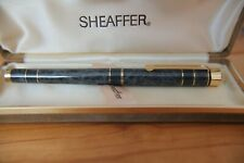 Sheaffer Targa Fountain Pen Rare and Stunning Prestige in Laque Marble Grey