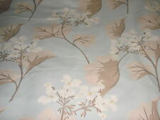 LAURA ASHLEY MILLWOOD DUCK EGG FABRIC 3.3 METRES