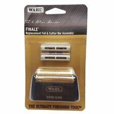 Wahl Finale Super Close Gold Foil and Cutters 7043