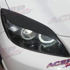 """Aggressor Eyelids"" fits Mazda 04-09 mazda3 M Speed3 Hatchback  eyelid headlight"