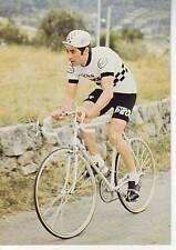 CYCLISME carte cycliste HUBERT LINARD  équipe PEUGEOT-ESSO