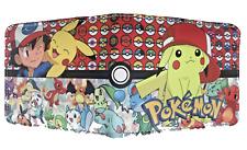Pokemon Wallet Purse Mens Kids Handbag Gaming Pikachu Nintendo DS 3DS Wii U