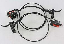 Shimano XT BL-M8000 BR-M8000 I Hydraulic Disc Brake Assembled Set (Front & Rear)