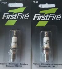 2 PACK Spark Plug FirstFire FF-19  Arnold Corp