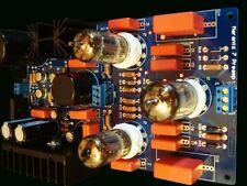 DIY Kit ref Marantz 7C Tube Pre Amplifier (2 Channels)