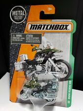 2017 MATCHBOX BMW R1200 GS MOTORCYCLE - A27
