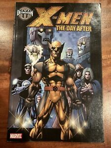 Decimation (House of M) - X-Men: The Day After TPB 2006 OOP NM
