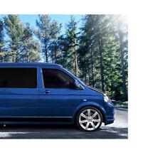 "Silver Alloy Wheels 16"" Van VW T5 T6 Van Transporter Camper Rated 2156516 Tyres"
