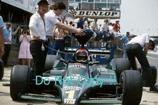 Andretti Martini Lotus 79 British Grand Prix 1979 fotografía