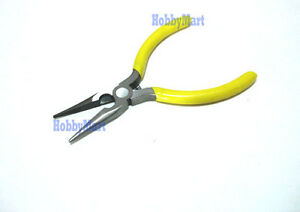 5'' 125mm flat long  NOSE  PLIERS Jewellery Making Tool x 1