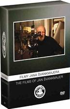 Jan Svankmajer 6 dvd collection box set Czech cult films English opt. Reg free