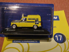 Michelin Renault 4F6 van 1:43 Escala