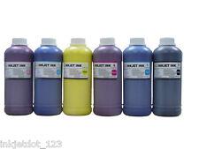 6x500ml pigment refill ink for Epson 79 Stylus Photo 1400 Artisan 1430