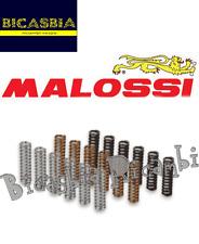 7076 - MOLLE RACING MALOSSI PER FRIZIONE ORIGINALE YAMAHA 500 T-MAX 2001-2011