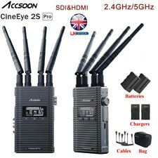 More details for accsoon cineeye 2s pro 5g 1200ft wireless video transmission system sdi & hdmi