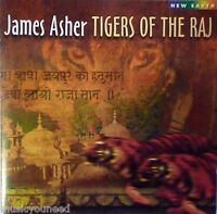 James Asher - Tigers of the Raj (CD, 1998, New Earth Records) Near MINT 10/10