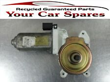 Ford Focus Window Motor Driver Side Front 98-04 Mk1