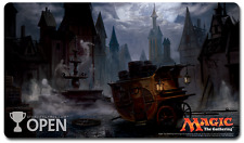 Magic the Gathering StarCityGames Open Playmat - Ghost Quarter SCG MTG