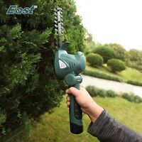 10.8V 2 in 1 Battery Pruning Tool Cordless Garden Hedge Trimmer Grass Cutter