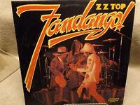 Z.Z. TOP / FANDANGO / VG+ CONDITION VINYL