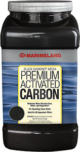Premium Activated Carbon Charcoal Purify Water Filter Fish Tank Aquarium 40 oz