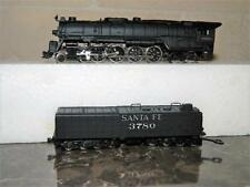 Bachman Northern #3780 Lighted Locomotive 4-8-4 & 52' Tender Nscale NIB VTG