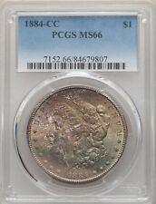 1884-CC Morgan Dollar PCGS MS66 Carson City
