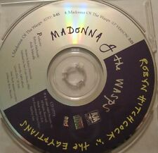 ROBYN HITCHCOCK + EGYPTIANS madonna of the wasps USA CD promo SINGLE psych L@@K