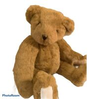 vermont teddy bear jointed With Clothing