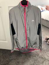 BNWOT Trespass Running jacket size 14 highly reflective