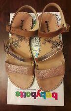 sandales sandalettes saison 2017 model Yumi babybotte p. 36 comme neuve