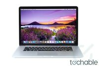 "Apple MacBook Pro 15"" 2.8 GHz Core i7 1TB SSD 16GB RAM NEW BATTERY! + DUAL GFX!"