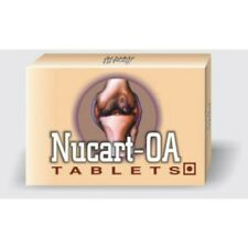 Gufic Nucart-OA 10 Tablets Ayurveda Ayurvedic Herbal Product