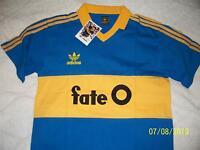 Argentina Soccer football t-shirt Boca Juniors Fate O Retro 1985 / 1987 season