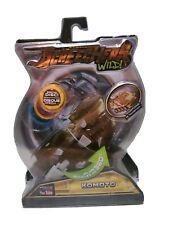 Screechers Wild Komoto Flipping Morphing Toy Car Transforms By Itself New Sealed