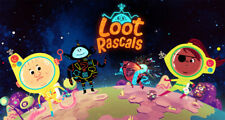 Loot Rascals STEAM KEY (PC) 2017 Adventure, RPG, Region Free, Fast Dispatch