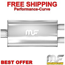 """2.25-5x8-18/"""" Body MagnaFlow Muffler SS 12278 3"""