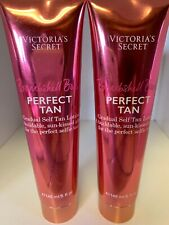 Sold Out-New! Victoria's Secret Bombshell Body Perfect Gradual Self Tan Lotion