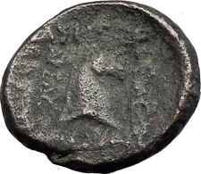 MITHRADATES II the GREAT 123BC Parthia Authentic Ancient Greek Coin HORSE i63829