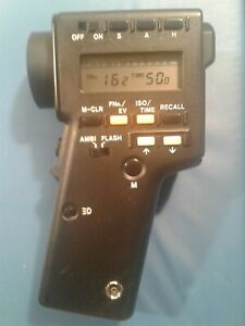 Minolta Spotmeter F Light Meter NEW!